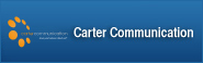 Carter Communication web design