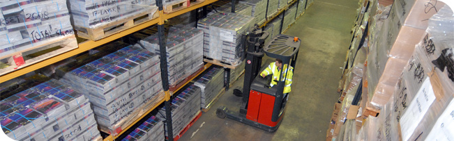 Bulk distribution and warehouse storage tailored to your needs